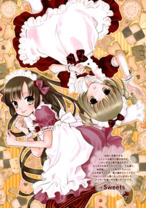Rating: Safe Score: 8 Tags: maid mainichi_nichiyoubi sakuragi_akira User: petopeto