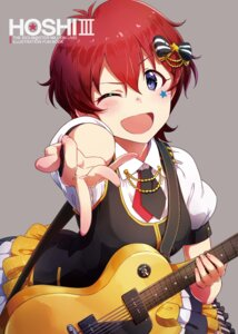 Rating: Safe Score: 15 Tags: ayano_yuu guitar julia_(idolm@ster) the_idolm@ster the_idolm@ster_million_live User: animeprincess