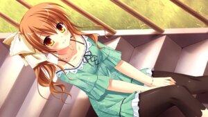 Rating: Safe Score: 92 Tags: chuablesoft game_cg lovera_bride omigawa_hitomi pantyhose takano_yuki User: Radioactive