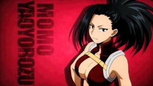 Rating: Safe Score: 10 Tags: boku_no_hero_academia tagme wallpaper yaoyorozu_momo User: Kirito_online