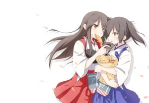 Rating: Safe Score: 42 Tags: akagi_(kancolle) kaga_(kancolle) kantai_collection plhsxf yuri User: edogawaconan