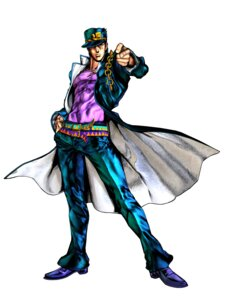 Rating: Safe Score: 6 Tags: jojo's_bizarre_adventure kujo_jotaro male User: Yokaiou
