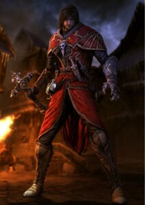 Rating: Safe Score: 9 Tags: armor castlevania castlevania:_lords_of_shadow gabriel_belmont male User: charly_rozen