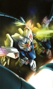 Rating: Safe Score: 7 Tags: gundam gundam_f91 gundam_f91_(mecha) mecha User: drop