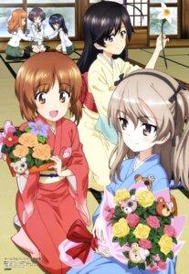 Rating: Safe Score: 20 Tags: akiyama_yukari bandages bandaid girls_und_panzer isuzu_hana kimono nishizumi_miho reizei_mako seifuku shimada_arisu takebe_saori thighhighs wang_guo_nian User: drop