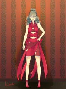 Rating: Safe Score: 10 Tags: dress eto_(tokyo_ghoul) heels kazamidori_haruka tokyo_ghoul User: charunetra