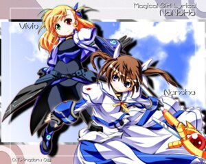 Rating: Safe Score: 5 Tags: heterochromia mahou_shoujo_lyrical_nanoha mahou_shoujo_lyrical_nanoha_the_movie_1st mahou_shoujo_lyrical_nanoha_vivid takamachi_nanoha u-ka vivio User: xu04bj35265
