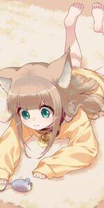Rating: Safe Score: 46 Tags: 40hara animal_ears feet kinako_(40hara) User: kotorilau