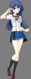 Rating: Safe Score: 51 Tags: harapeko haruka_kanata izumi_shizuku seifuku sorahane transparent_png User: Mirai0231
