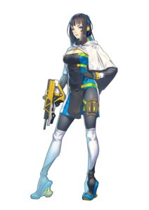 Rating: Safe Score: 13 Tags: cleavage gun headphones heels pantyhose sonech tagme thighhighs User: Radioactive