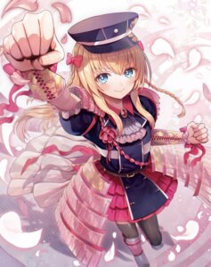 Rating: Safe Score: 18 Tags: abandon_ranka armor lolita_fashion midare_toushirou thighhighs touken_ranbu trap User: Dreista