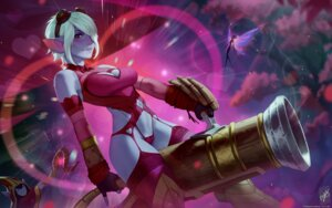Rating: Questionable Score: 9 Tags: fairy gun league_of_legends lingerie monster_girl pantsu pointy_ears stockings themaestronoob thighhighs tristana_(league_of_legends) User: dick_dickinson