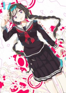 Rating: Safe Score: 15 Tags: dangan-ronpa fukawa_touko megane nmaaaaa seifuku User: dyj