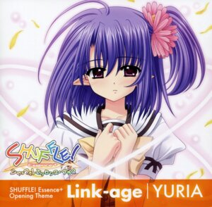 Rating: Safe Score: 11 Tags: daisy_(shuffle) disc_cover nishimata_aoi screening seifuku shuffle shuffle_essence+ User: Davison