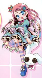 Rating: Safe Score: 24 Tags: amimi lolita_fashion thighhighs User: crim