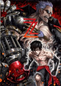 Rating: Safe Score: 7 Tags: male monkey_d_luffy one_piece takumi_(marlboro) User: Radioactive