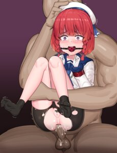 Rating: Explicit Score: 16 Tags: anal and-j_(dlwjdqja1212) bike_shorts censored cum feet kantai_collection loli nopan pussy seifuku sex User: Mr_GT