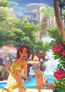 Rating: Safe Score: 26 Tags: bikini guchico swimsuits User: Riven