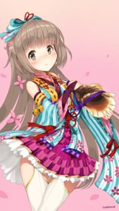 Rating: Questionable Score: 18 Tags: japanese_clothes kuro_chairo_no_neko stockings the_idolm@ster the_idolm@ster_cinderella_girls thighhighs yorita_yoshino User: sym455