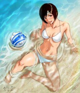 Rating: Questionable Score: 24 Tags: bikini final_fantasy final_fantasy_vii sgk swimsuits wet yuffie_kisaragi User: Mr_GT