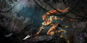 Rating: Safe Score: 2 Tags: league_of_legends nidalee tagme User: Radioactive