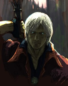 Rating: Safe Score: 6 Tags: dante devil_may_cry male tsuchibayashi_makoto User: Radioactive