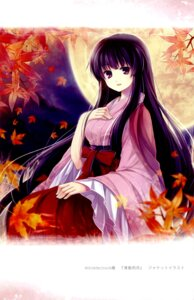 Rating: Safe Score: 18 Tags: hagiwara_rin houraisan_kaguya kimono touhou vita_(circle) User: Radioactive