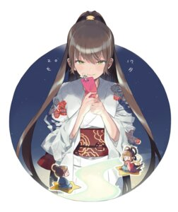 Rating: Safe Score: 39 Tags: asian_clothes chibi ka-no yukata User: Mr_GT