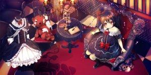 Rating: Safe Score: 37 Tags: dress fumihiko gothic_lolita lolita_fashion User: Anonymous