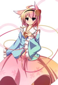 Rating: Safe Score: 8 Tags: animal_ears dress komeiji_satori liya touhou User: Radioactive