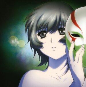 Rating: Questionable Score: 12 Tags: ein naked phantom_of_inferno sasaki_mutsumi_(bee_train) screening User: KOS-MOS