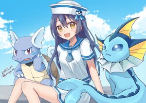 Rating: Safe Score: 15 Tags: miyamae_porin pokemon seifuku User: blooregardo