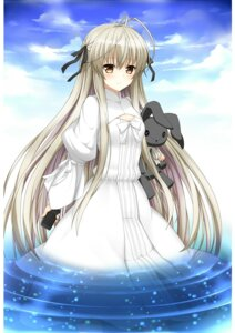 Rating: Safe Score: 52 Tags: gothic_lolita kasugano_sora lolita_fashion yosuga_no_sora User: mahoru