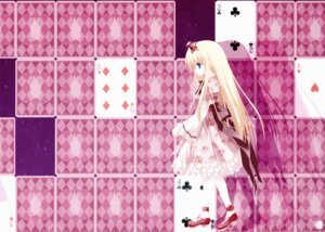 Rating: Safe Score: 32 Tags: alice_in_wonderland lolita_fashion tinkerbell tinkle User: van