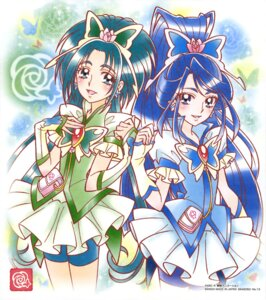 Rating: Questionable Score: 4 Tags: bike_shorts pretty_cure tagme yes!_precure_5 User: drop