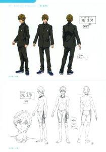 Rating: Safe Score: 7 Tags: character_design free! high_speed! male nishiya_futoshi seifuku swimsuits tachibana_makoto User: kunkakun