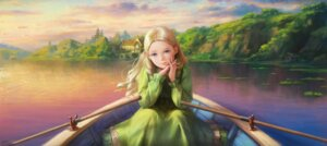 Rating: Safe Score: 64 Tags: dress landscape nababa omoide_no_marnie User: ferkunxd
