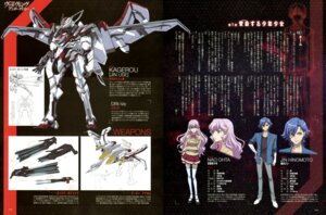 Rating: Safe Score: 11 Tags: gun hinomoto_jin ishiwata_makoto kakumeiki_valvrave mecha ono_sayaka oota_nao wings User: drop