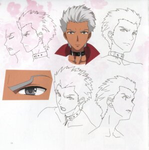 Rating: Safe Score: 6 Tags: bleed_through character_design fate/extra fate/extra_ccc fate/stay_night male paper_texture type-moon User: DDD