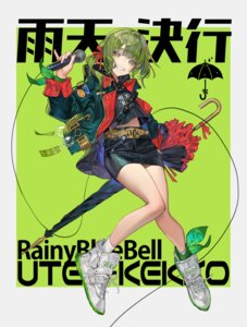 Rating: Safe Score: 11 Tags: chyoel rainybluebell tagme umbrella User: Dreista