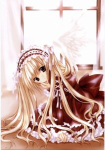 Rating: Safe Score: 17 Tags: angel angel_dust angel_dust_neo gothic_lolita lolita_fashion nanase_aoi User: Radioactive