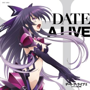 Rating: Questionable Score: 44 Tags: cleavage date_a_live disc_cover morimae_kazuya yatogami_tooka User: tanfern