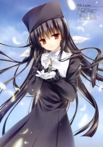 Rating: Safe Score: 42 Tags: amamiya_yuuko ef_~a_fairytale_of_the_two~ lycée tatekawa_mako wnb User: admin2