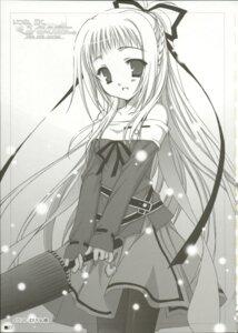 Rating: Safe Score: 18 Tags: asuku_san itsuka_todoku_anosorani monochrome muririn User: admin2