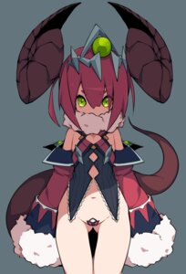 Rating: Questionable Score: 40 Tags: bottomless horns kaki_gohri loli maebari tail User: nphuongsun93