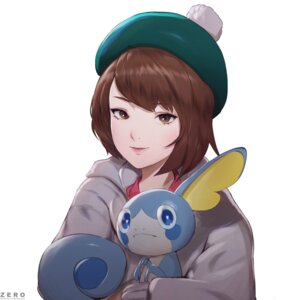 Rating: Safe Score: 10 Tags: female_protagonist_(pokemon_swsh) pokemon pokemon_sword_and_shield sobble zeronis User: Radioactive