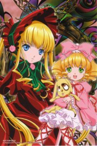 Rating: Safe Score: 7 Tags: bloomers hina_ichigo kunkun lolita_fashion rozen_maiden screening shinku User: Tsubaki_san