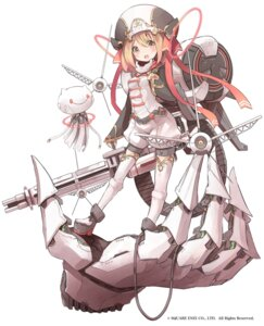 Rating: Safe Score: 47 Tags: alice_order gun mecha nanashina square_enix thighhighs User: nphuongsun93
