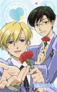 Rating: Safe Score: 4 Tags: male ootori_kyouya ouran_high_school_host_club suou_tamaki User: Radioactive