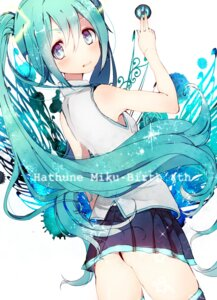 Rating: Questionable Score: 39 Tags: ass hatsune_miku nopan tagme thighhighs vocaloid User: charunetra